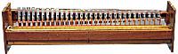 Wurlitzer glockenspiel