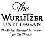 Wurlitzer Unit Organ