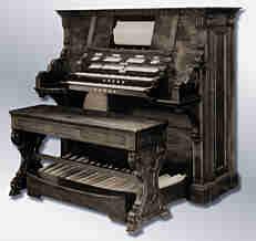 R15 Player Organ Console