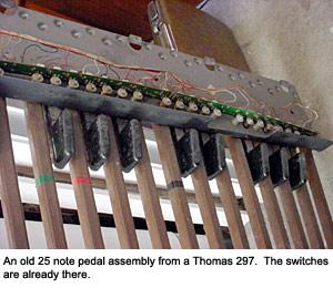 Building Midi Pedals